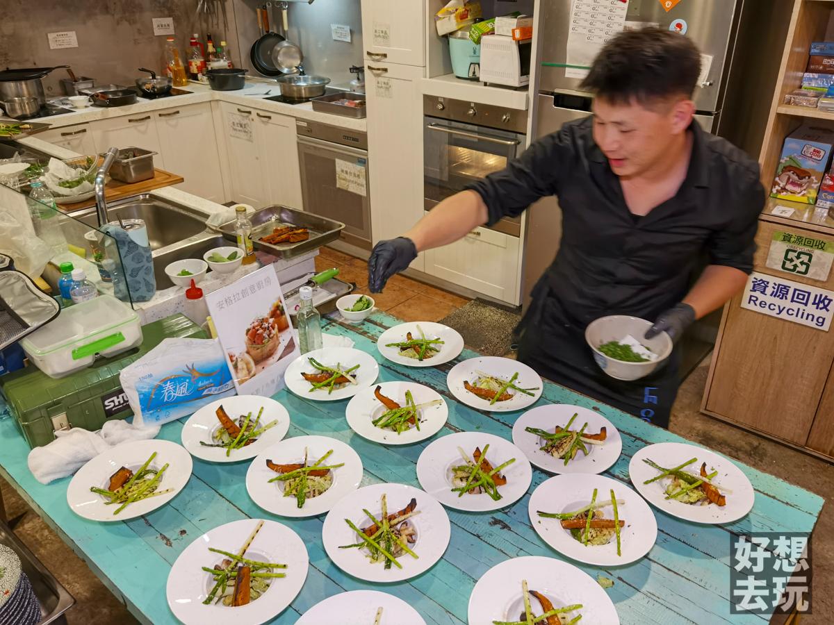花蓮私廚美食推薦安格拉創意廚房