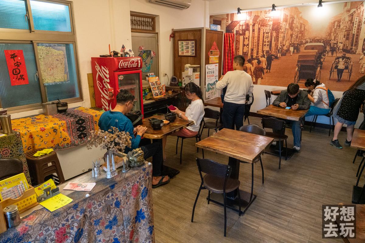 小檳城特色南洋麵食